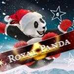 Royal Panda Casino Xmas Free Spins 2015 Advent Calendar