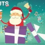 Guts Casino Christmas Free Spins 2015 Advent Calendar