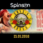 SpinsOn Casino January 2016 No Deposit Free Spins Offers including Guns N Roses Free Spins Information