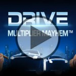 Watch the Official Video Preview of NetEnt's February 2016 new slot release The Drive: Multiplier Mayhem Slot