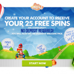 Slotty Vegas Free Spins UNLOCKED.Exclusive 25 Free Spins No Deposit Required + £/€/$400 bonus & 300 free spins