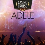 Play at Casino Cruise & win 2 Adele tickets Live in London 2016 April 4th at the O2 Arena