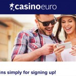 CasinoEURO No Deposit Free Spins: Get 10 free spins on Ring the Bells + an EXCLUSIVE 200% Bonus