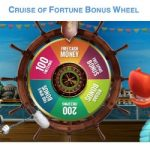 Daily free spins, bonuses and real cash at Casino Cruise