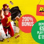 "Rizk Casino says ""Hallo Deutschland"" with a 200% Bonus up to €100 for all German Players"