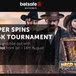 NEW EXCLUSIVE NetEnt Slot release: Get 130 Daily Wild Wild West Free Spins + enter to win a share of £/€/$5000.