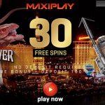 MaxiPlay Casino No Deposit Bonus Code for August 2016: Get 30 Free Spins No Deposit Required