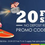 New SlotsMillion Bonus Code to unlock 20 Free Spins No Deposit Required on Starburst™, Aloha! Cluster Pays™ & When Pigs Fly™