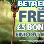 Best UK Mobile CASINO 2016: BetReels Casino comes thru with a very British 5 Quid No Deposit Bonus + 200% Bonus. Now accepting players from  Australia, UK, New Zealand, Sweden, Norway, Canada, Germany, Netherlands, Ireland.