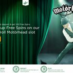 20 Motorhead No Deposit Free Spins + 100% Bonus up to £/€/$100 & 100 Free Spins at Mr Green Casino