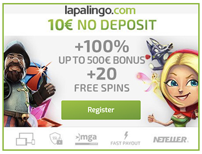 Lapalingo Casino REVIEW