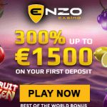 Why this Exclusive 300% Bonus up to €1500 from Enzo Casino is the biggest thing to happen in 2017