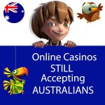 New Online Casinos STILL accepting Australians in 2017