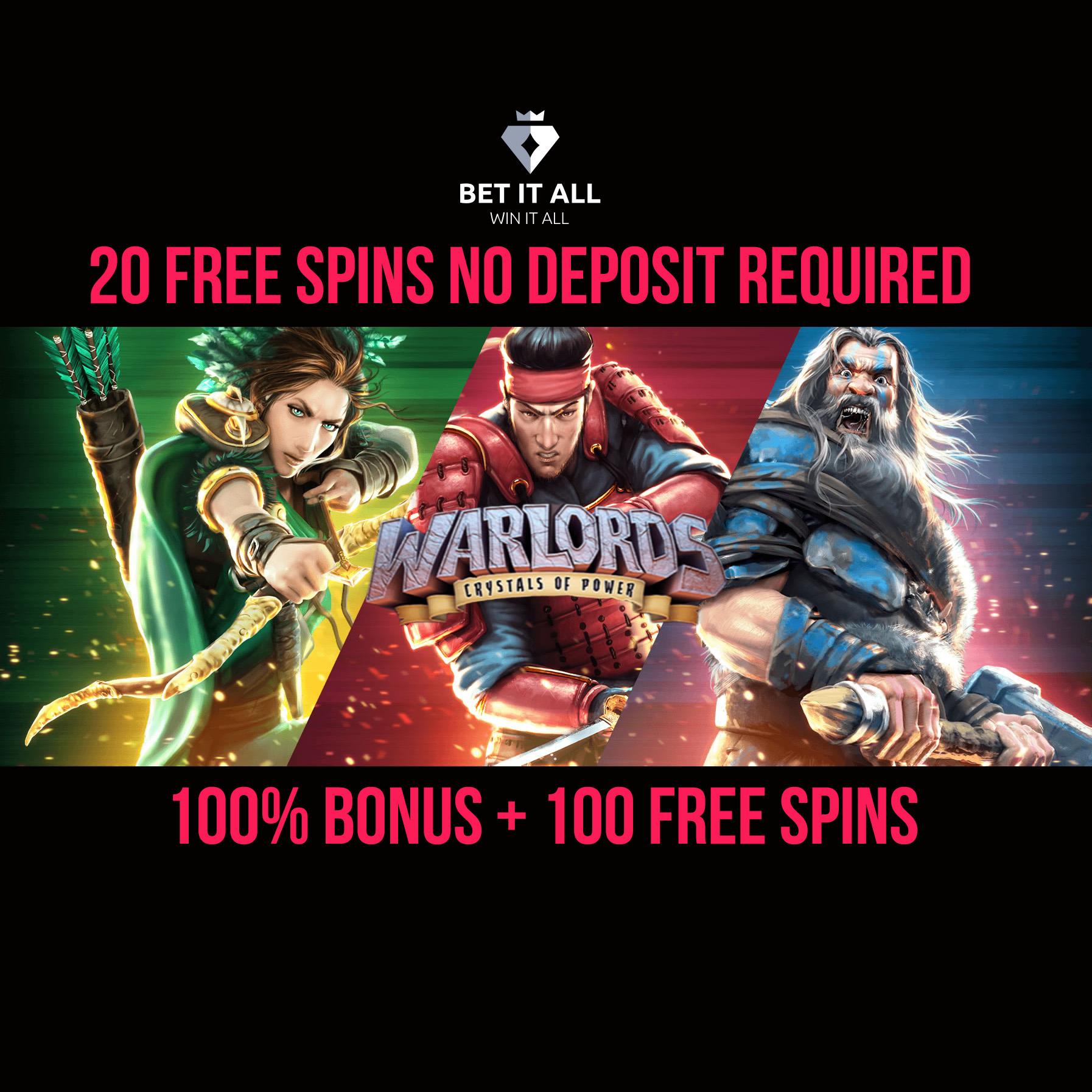 No Deposit Bonus New Free UK no deposit casino bonuses