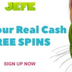 CasinoJefe September Free Spins Calendar – Win Free Spins, Super Spins, and cash!