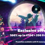 Mr Green's Festive Welcome Bonus for all new players – Get a 100% up to £100 + 200 Extra Spins AND 25 Secrets of Christmas Free Spins