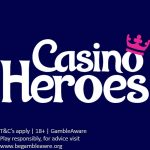 CasinoHeroes UK is now Live! Get 100% up to £50 + 200 Bonus Spins