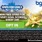 BGO World Cup Spins for Goals Promotion – Get Spins for Goals!