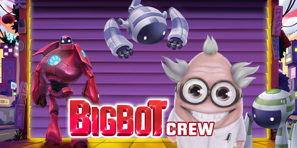 Cashmio_BigBot Crew Slot