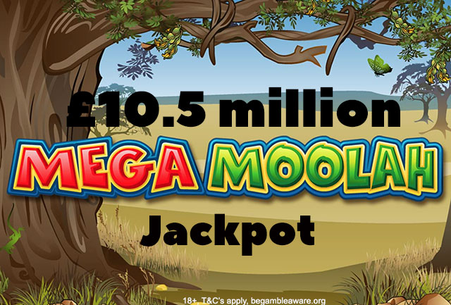 Mega Moolah Casinos List