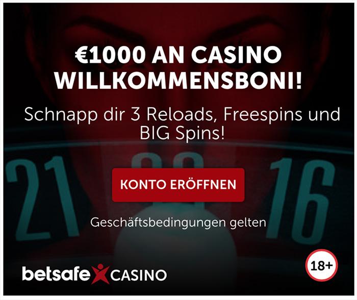 Die besten Free Spins Casinos in Deutschland