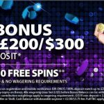The BGO Casino UK No Deposit Bonus doesn't miss a footing. Get 10 NO WAGER FREE Spins No Deposit Required just for signing up!