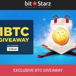 Bitstarz Casino has a 1 Bitcoin Giveaway (worth €4488.95) happening right now. NO DEPOSIT NEEDED, NO WAGERING!!