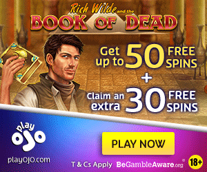 Book of Dead Wager Free Spins