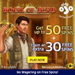 [EXCLUSIVE] Get 80 Book of Dead Wager Free Spins + Money Back On Every Bet at PlayOjO