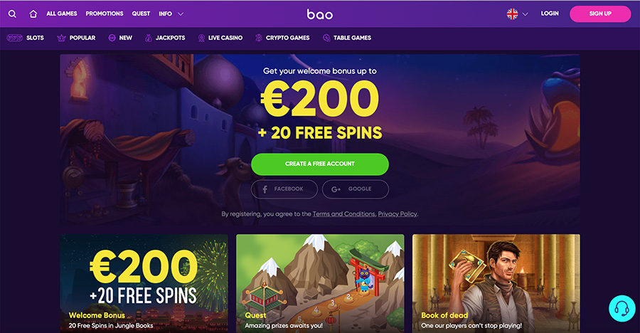 bao casino review