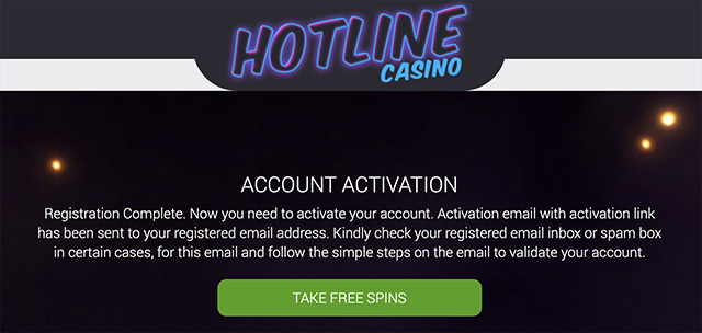Hotlines Casino
