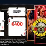 Looking for Energy Casino No Deposit Spins? Well we have an EXCLUSIVE 15 No Deposit Free Spins on NetEnt's Guns & Roses Slot as well as a 400EUR Bonus Package