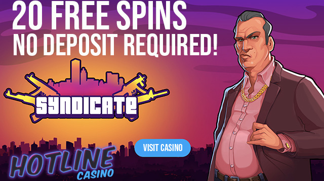 How To Get Hotline Casino S 20 No Deposit Free Spins