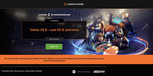 Lowest wagering casino in Finland