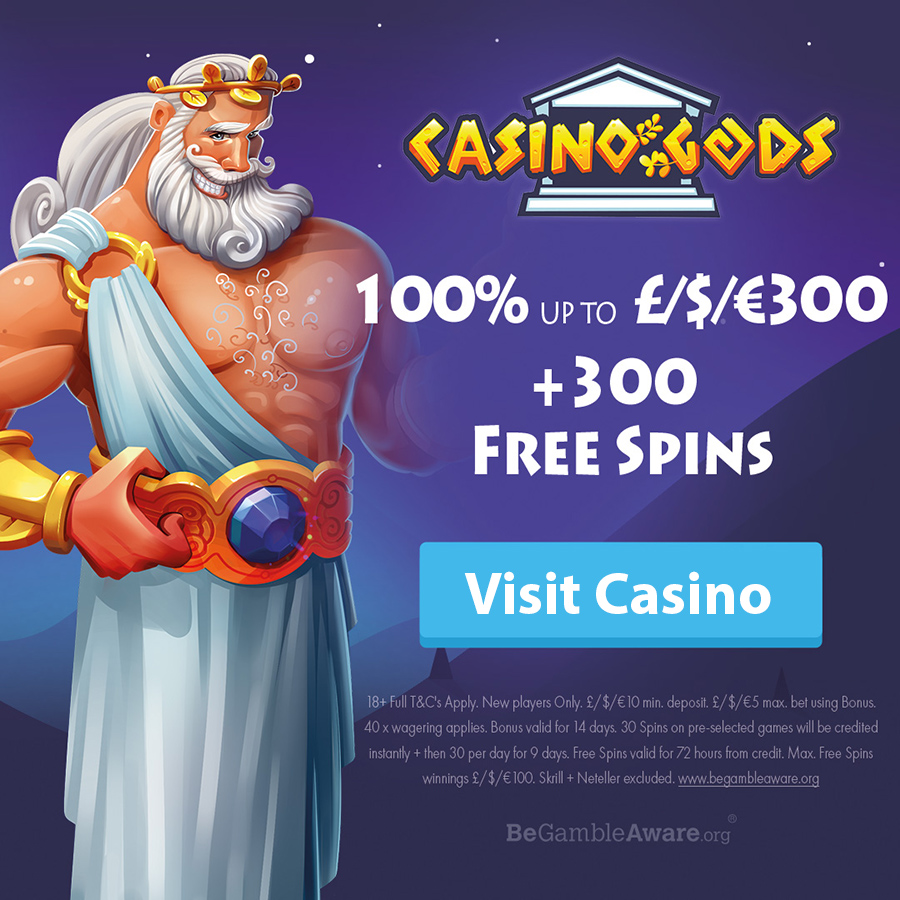 Casino Gods Review