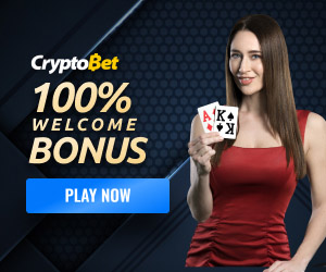 CryptoBet Casino Bonus Codes