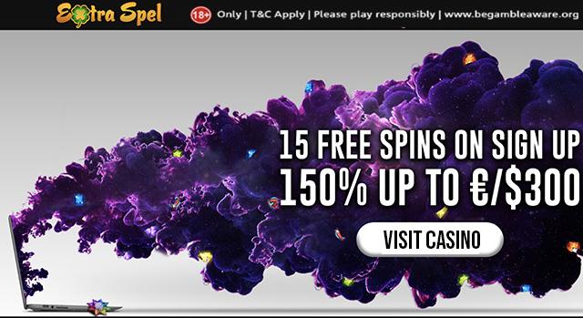 Extra Spel No Deposit Free Spins