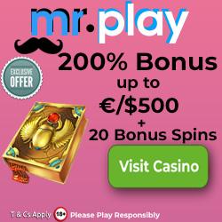 EXCLUSIVE 200% Bonus