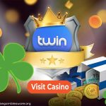 Twin Casino's 2020 St Patrick's Day casino bonus promo will give you €200 in bonus money & an amazing 500 Free Spins  – Limited Offer ends 31st March 2019
