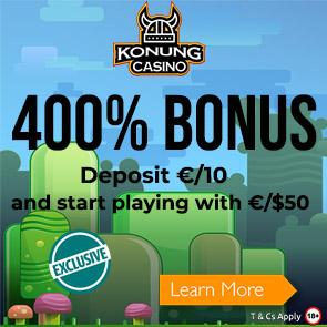 400% Exclusive Bonus