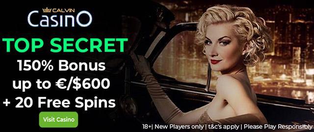 Top Secret Bonus