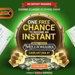 1 Free Spin on Mega Vault Millionaire No Deposit Required at these Casinos. The Mega Vault Millionaire Jackpot is currently at €/$9.4 Million