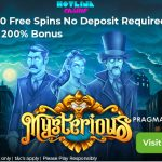 The NEW Hotline Casino No Deposit Free Spins Offer is now Live! Get 50 Free Spins NO DEPOSIT REQUIRED just for signing up